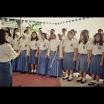 Photo taken at SMA Negeri 5 Surabaya by Detha P. on 5/20/2013