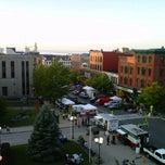 Photo taken at Oswego Farmers Market by Bobby G. on 9/25/2014