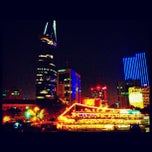 Photo taken at Saigon Boat by Sonny N. on 3/6/2013