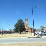 Photo taken at Downtown Tuskegee by Elizabeth F. on 3/16/2013
