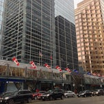 Photo taken at Coast Capital Building by Akihiro M. on 2/21/2013