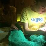 Photo taken at Sabai Thai massage by Franzie M. on 5/18/2015