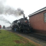 Photo taken at Strasburg Railroad by Chris K. on 12/8/2012
