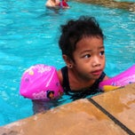 Photo taken at Avillion Port Dickson Pool by Fatihah Y. on 11/29/2014