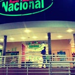 Photo taken at Supermercado nacional by Sterling M. on 11/23/2012
