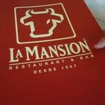 Photo taken at La Mansión by Choco L. on 3/31/2013