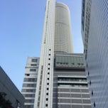 Photo taken at JRセントラルタワーズ (JR Central Towers) by asami on 4/22/2015