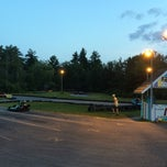 Photo taken at Weirs Go Karts & Bumper Boats by Kevin J. on 7/30/2014