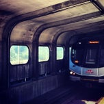 Photo taken at Yorkdale Subway Station by Jason C. on 7/13/2013