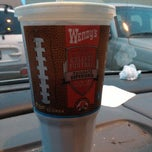 Photo taken at Wendy's by Mandi K. on 10/16/2012