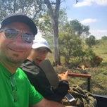 Photo taken at Tintswalo Safari Lodge by Rob W. on 11/23/2014