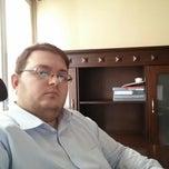 Photo taken at Hayat Tourism by Can Ü. on 10/17/2014
