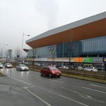 Photo taken at Olympiahalle by Dmitry P. on 1/4/2013