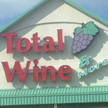Photo taken at Total Wine & More by Blondie S. on 6/8/2013
