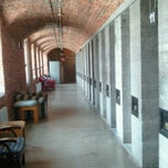 Photo taken at Hi-Ottawa Jail Hostel by Tom S. on 7/17/2013