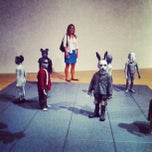 Photo taken at Contemporary Arts Museum Houston by Henry's Hungry Houston on 10/29/2012