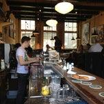 Photo taken at Café De Prins by Arnaud D. on 1/1/2013