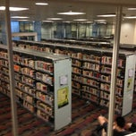 Photo taken at National Library Building by Garrett on 12/30/2012