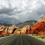 Photo taken at Red Rock Canyon Natural Park by Aphiphattiyarak L. on 11/4/2012