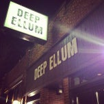 Photo taken at Deep Ellum by Colin A. on 12/23/2012
