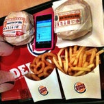 Photo taken at Burger King by Danny K. on 9/29/2012