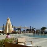 Photo taken at Le Méridien Dahab Resort by Anton S. on 12/27/2012