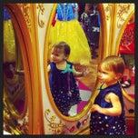 Photo taken at Disney Store by Ranz on 10/5/2013
