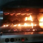 Photo taken at Backyard Rotisserie Chicken by KD B. on 12/28/2012