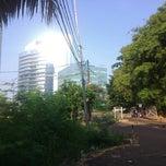 Photo taken at Sekolah Don Bosco by bli a. on 6/8/2014