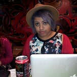 Photo taken at Underground Cafe by S. J. on 1/8/2013