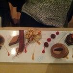 Photo taken at Apollo, le restaurant by Katheline J. on 9/25/2012