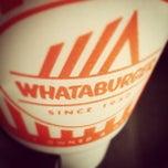 Photo taken at Whataburger by John N. on 6/15/2013