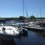 Photo taken at Charlie's Marina by Doug T. on 6/19/2013