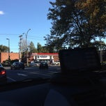 Photo taken at Tim Hortons / Esso by Ron G. on 10/8/2013