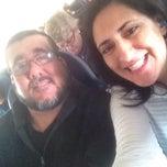 Photo taken at Newark-Liberty Airport Express Shuttle by Hattycakes H. on 1/7/2015