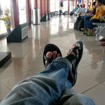 Photo taken at Gate A2 by machful a. on 7/24/2014