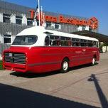 Photo taken at Tallinna Bussijaam by Kristi S. on 6/6/2013