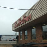Photo taken at Tim Hortons by Andrew M. on 3/19/2013