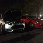 Photo taken at Tower Shops Car Show by Stanley E. on 11/1/2013