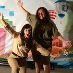 Photo taken at Har Zion Congregation by Sara B. on 6/19/2014