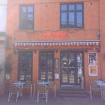 Photo taken at Café Smagløs by Dan M. on 4/17/2013