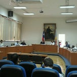 Photo taken at Municipalidad de San Bernardo by Ilustre Municipalidad S. on 12/15/2011