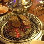 Photo taken at Korean Restaurant by Clement C. on 12/20/2013