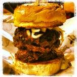 Photo taken at Burger Bakar Abang Burn by Shamsol Bahari H. on 5/20/2013