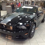 Photo taken at Sawgrass Ford by Michael H. on 1/9/2013