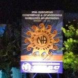 Photo taken at Palacio de Congresos de Marbella by Михаил М. on 9/5/2013