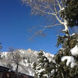 Photo taken at Elk Camp Gondola - Midstation by Billy R. on 3/22/2013