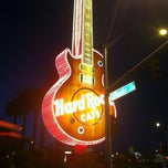Photo taken at Hard Rock Hotel & Casino by Ariel C. on 6/26/2013
