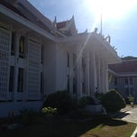 Photo taken at ศาลจังหวัดอยุธยา (Ayutthaya Provincial Court) by Chai C. on 6/3/2014
