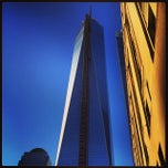 Photo taken at World Trade Center Construction Security by Bruno R. on 11/22/2013